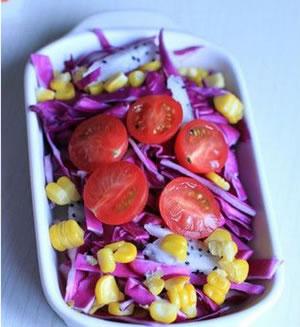 蔬果沙拉的做法图文步骤