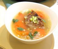 胡萝卜牛尾汤的做法