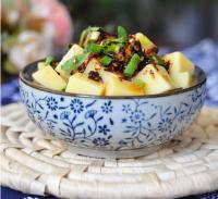 香辣米豆腐的做法