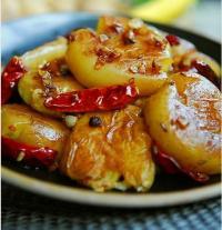 麻辣干锅小土豆的做法