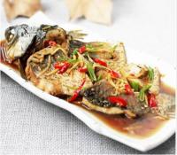 姜汁草鱼的做法