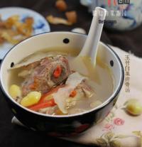 玉竹白果排骨汤的做法