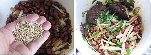 凉拌香辣牛肉的做法图文步骤
