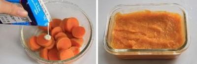 芝士薯蓉焗南瓜的做法图文步骤