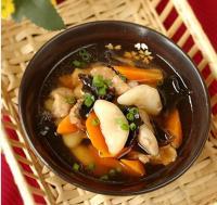 菱角瘦肉汤的做法