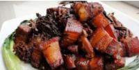 鹿茸菇红烧肉的做法