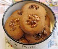 红糖核桃酥饼的做法