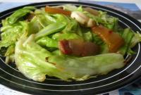 腊香包菜的做法