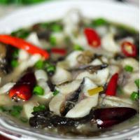 基础酸菜鱼的做法