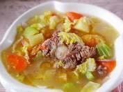 西式牛尾汤的做法
