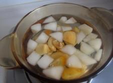 枇杷雪梨金桔汤的做法图文步骤