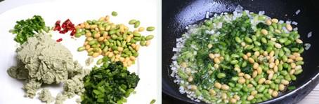 北京菜-炒麻豆腐的做法图文步骤