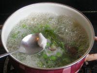 腊肉毛豆炖莲藕的做法图文步骤