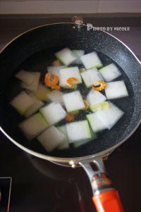 冬瓜鲜贝汤的做法图文步骤