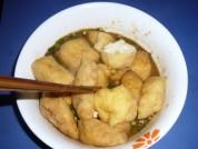 芝麻酱拌白菜豆腐的做法图文步骤