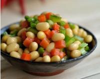 五香豆的做法