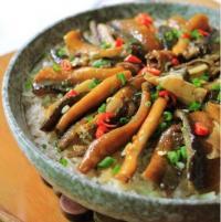 惹味黄鳝饭的做法