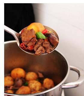 鹅肝炖小土豆的做法