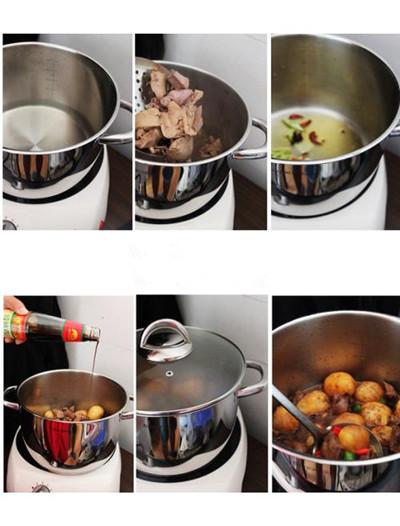 鹅肝炖小土豆的做法图文步骤