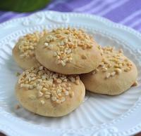 果仁小酥饼的做法