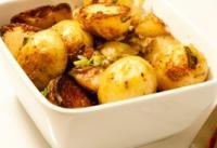 鸭油脆皮小土豆的做法