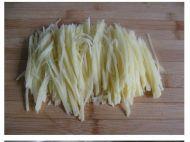 凉拌土豆丝的做法图文步骤