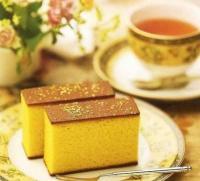 蜂蜜海绵蛋糕的做法