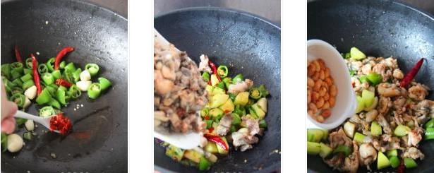 干锅田鸡的做法图文步骤