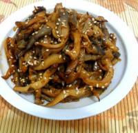 素版京酱肉丝的做法