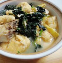 紫苏豆腐煮鱼的做法