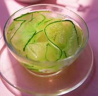 黄瓜竹荪汤的做法