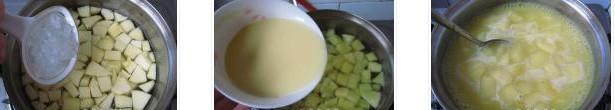 苹果玉米羹的做法图文步骤