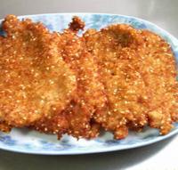 香辣葱姜猪排的做法