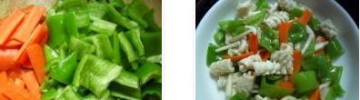 青椒鱿鱼的做法图文步骤