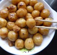 油焖小土豆的做法