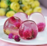 果冻水晶球的做法