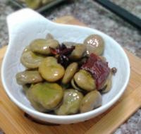 五香卤蚕豆的做法