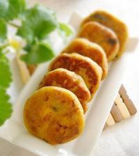 姜汁柿子饼的做法