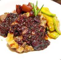 情人节晚餐:红酒煎羊排的做法