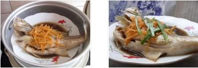 蒸鲈鱼的做法图文步骤