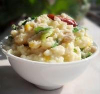 玉米黄豆渣的做法
