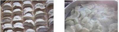 蘑菇水饺的做法图文步骤