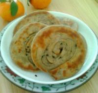 椒香荞麦薄饼的做法