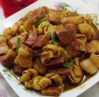 红烧豆腐结的做法
