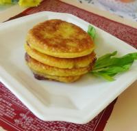 红豆黄米粘饼的做法