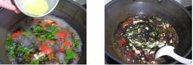 蕃茄紫菜蛋汤的做法图文步骤