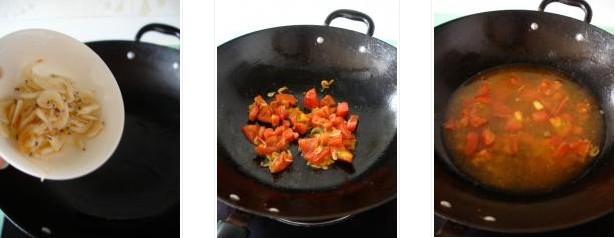 番茄蛋花汤的做法图文步骤