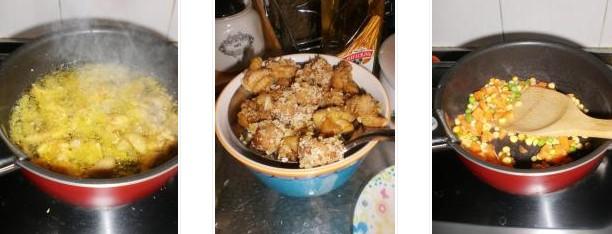 酸甜凤梨咖喱鸡的做法图文步骤
