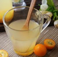 金橘茶的做法