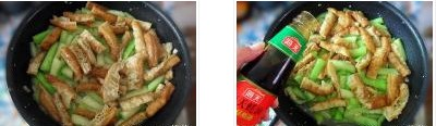 油条丝瓜的做法图文步骤